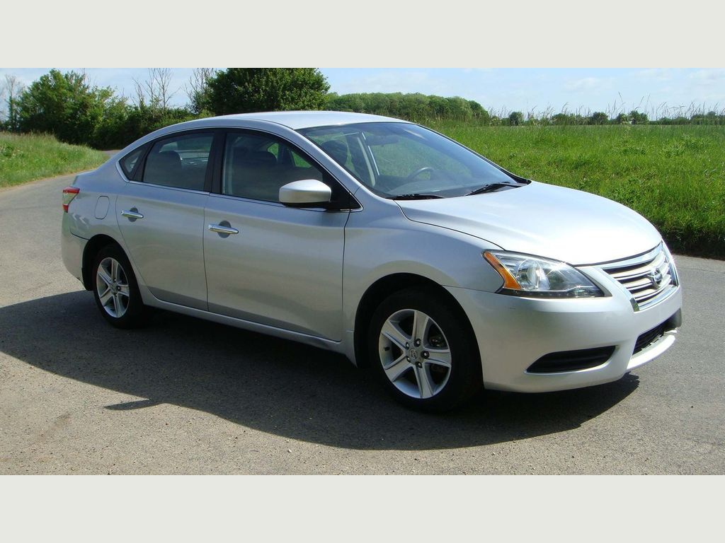 Nissan Sentra Saloon SV PURE DRIVE LEFT HAND DRIVE AUTOMATIC
