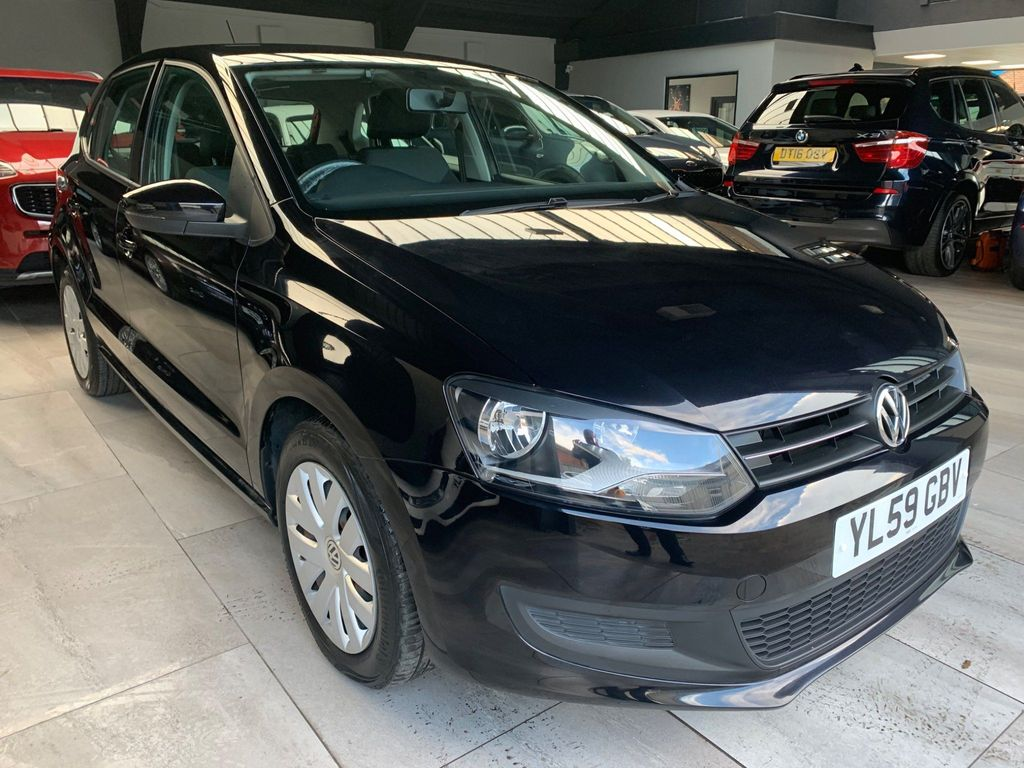 Volkswagen Polo Hatchback 1.4 MATCH