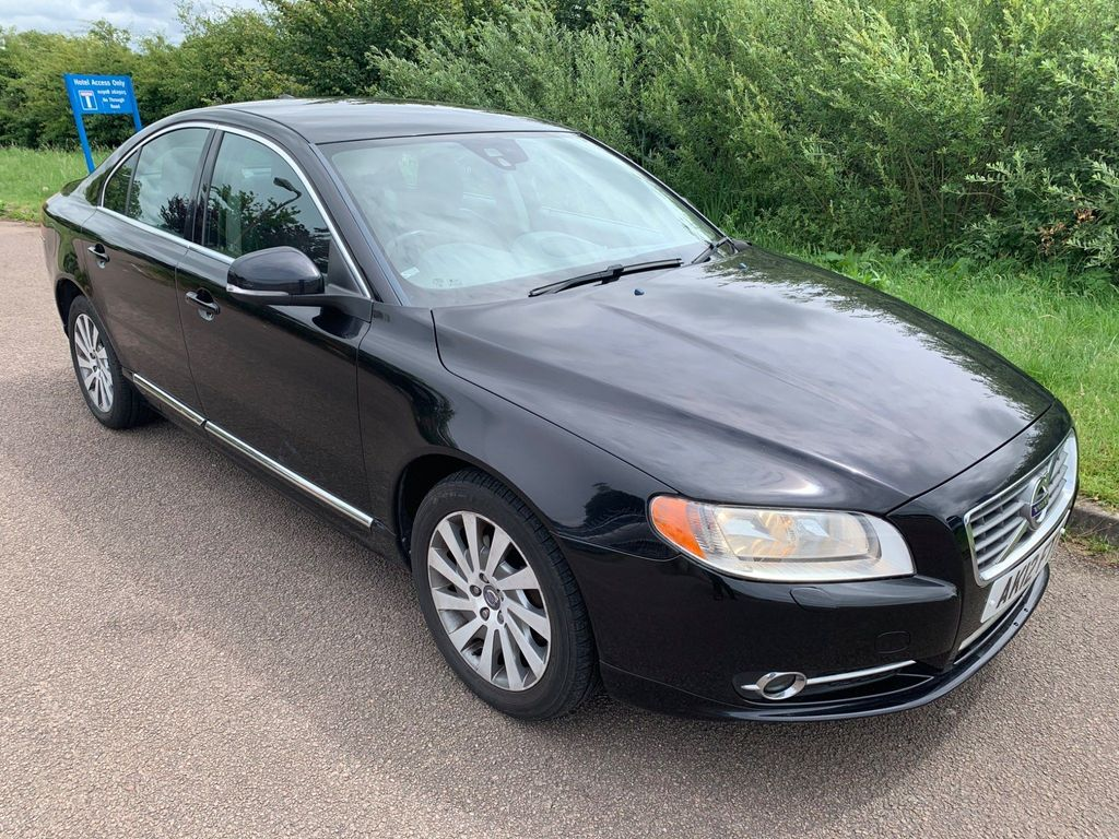 Volvo S80 Saloon 2.0 D4 SE Geartronic 4dr