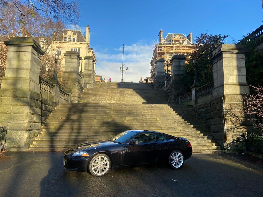 Jaguar XK Coupe 5.0 V8 Portfolio 2dr