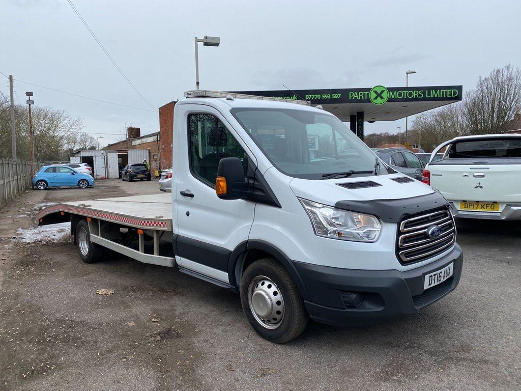 Ford Transit Vehicle Transporter 2.2 TDCi 350 RWD L3 H1 EU5 2dr (DRW)