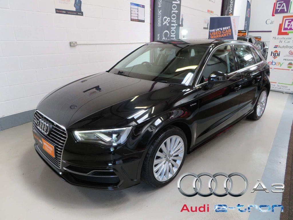 Audi A3 Hatchback 1.4 TFSI e-tron 8.8kWh Sportback e-S Tronic 5dr