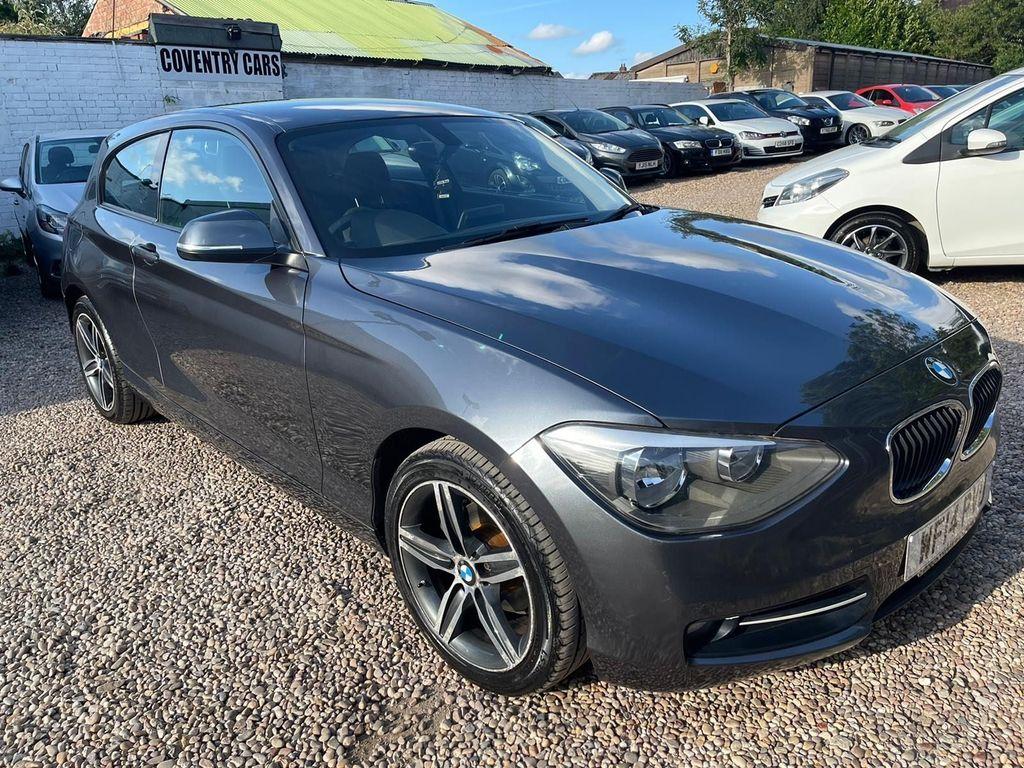 BMW 1 Series Hatchback 2.0 118d Sport Sports Hatch (s/s) 3dr