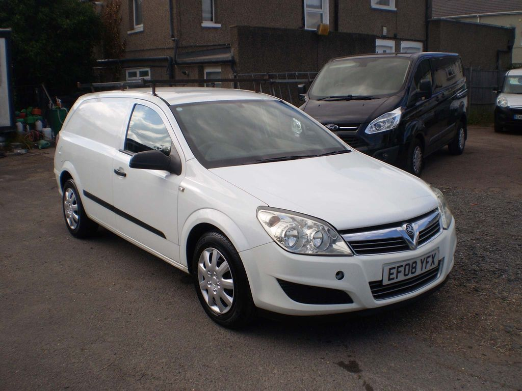 Vauxhall Astra Van Panel Van 1.7 CDTi 16v Club Panel Van 3dr