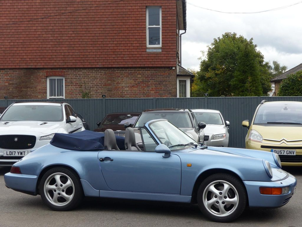 Porsche 911 Convertible 964 3.6 CARRERA 2 TIPTRONIC CONVERTIBLE