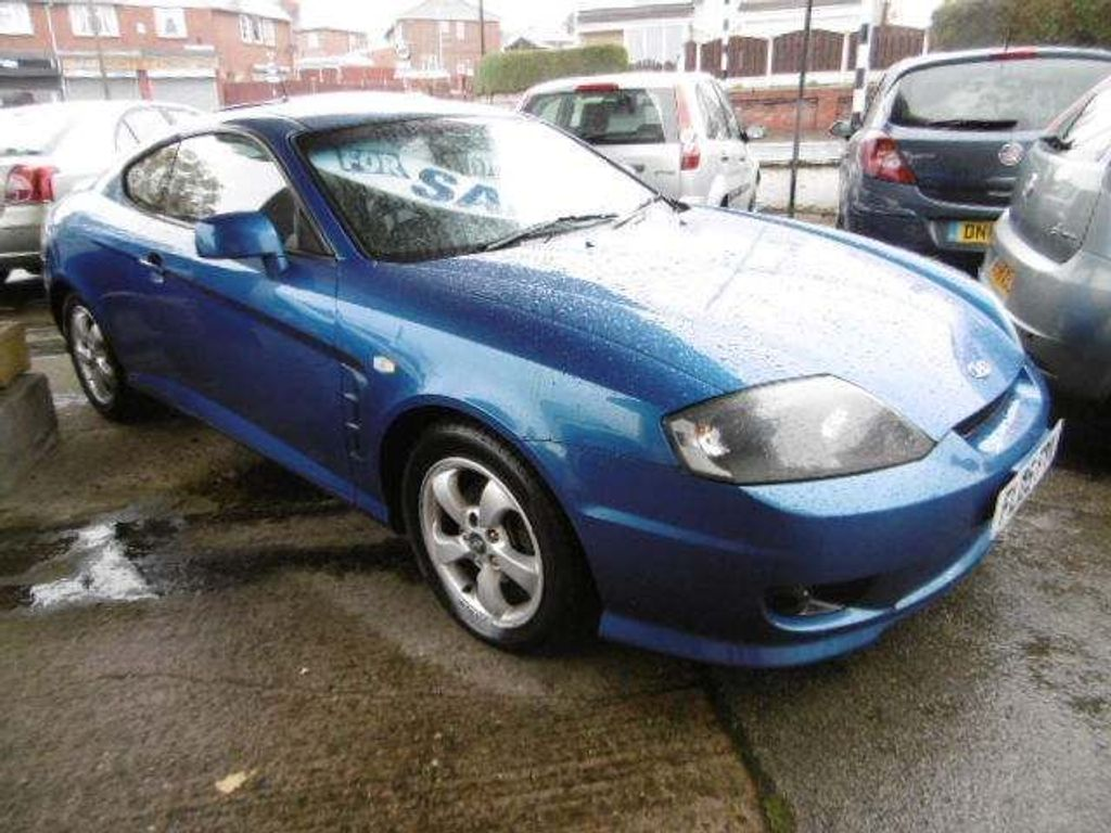 Hyundai Coupe Coupe 1.6 S 3dr