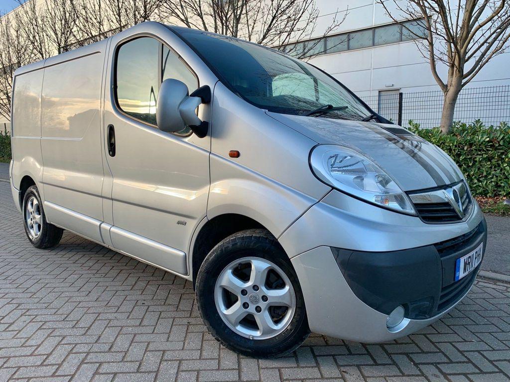 Vauxhall Vivaro Panel Van 2.0 CDTi Sportive Panel Van 4dr (EU4, SWB)
