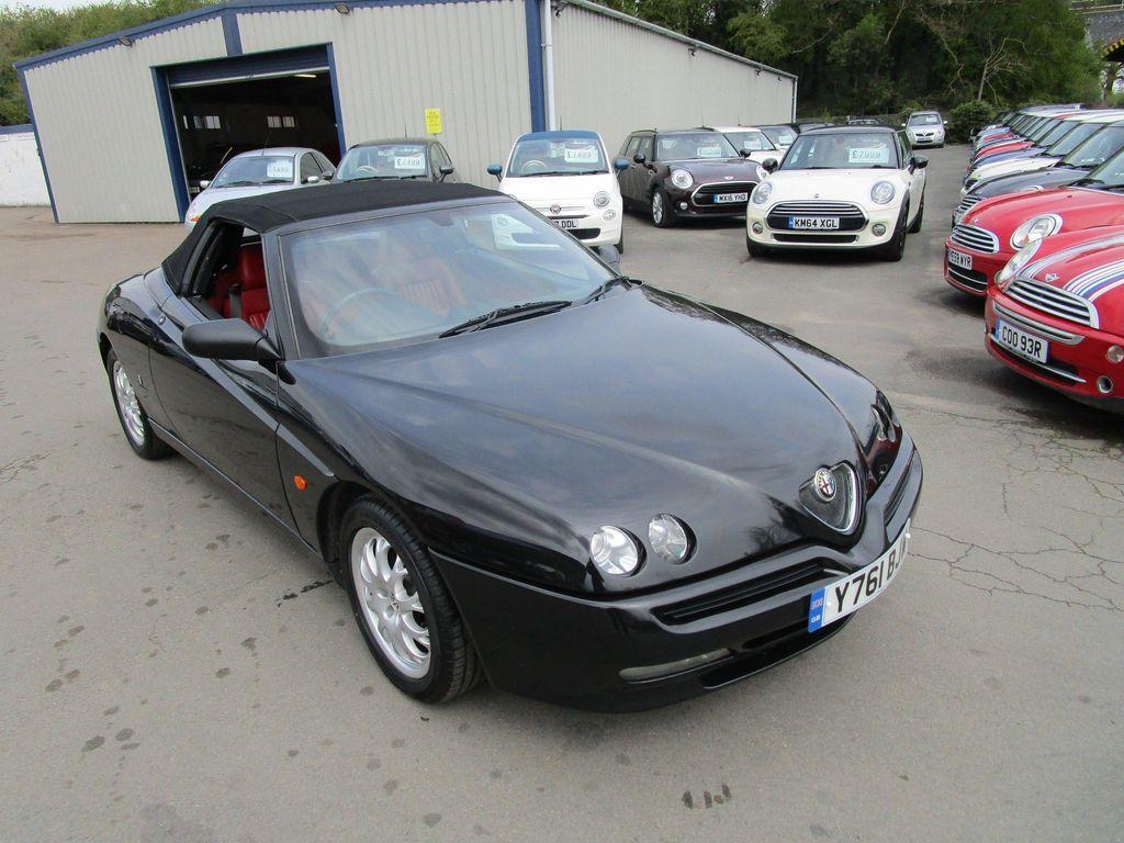 Alfa Romeo Spider Convertible 2.0 T.Spark 16v Turismo 2dr