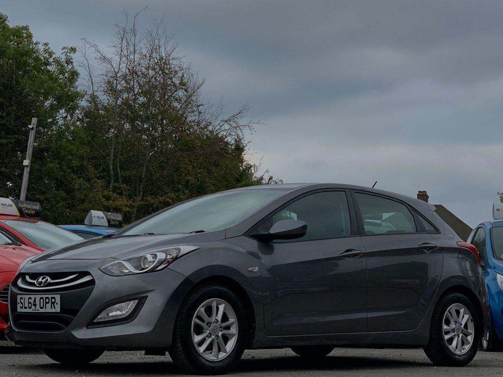 Hyundai i30 Hatchback 1.6 Active Auto 5dr
