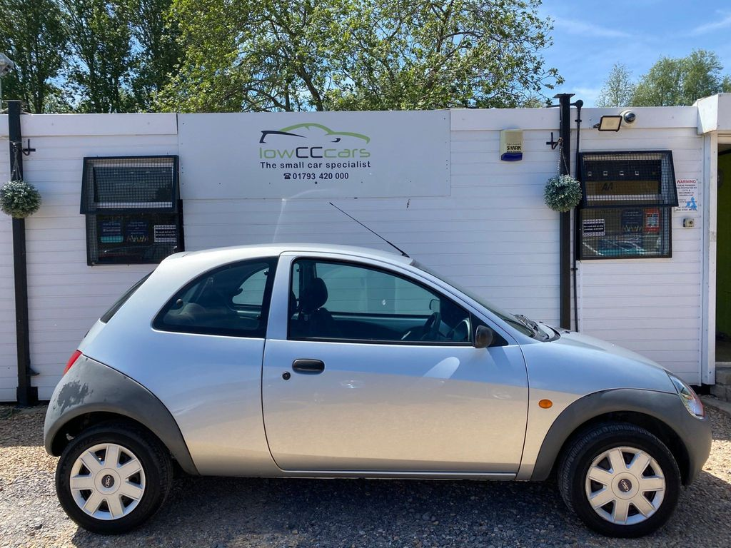 Ford Ka Hatchback 1.3 Studio 3dr