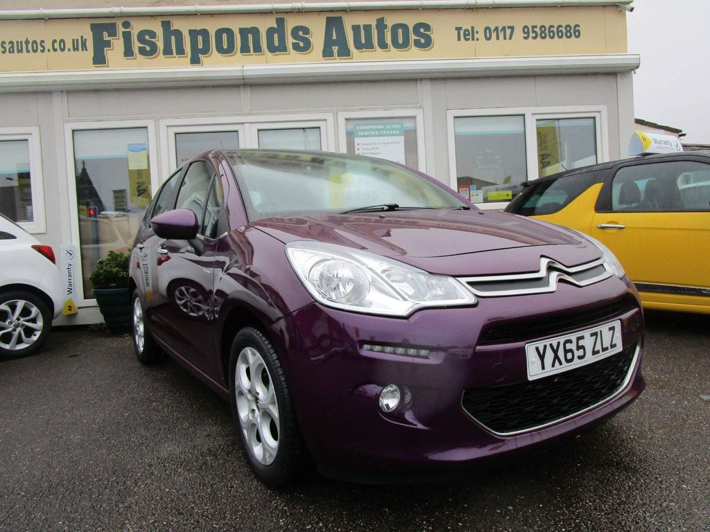 Citroen C3 Hatchback 1.6 BlueHDi Exclusive (s/s) 5dr