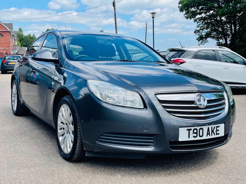 Vauxhall Insignia Hatchback 2.0 CDTi 16v S 5dr