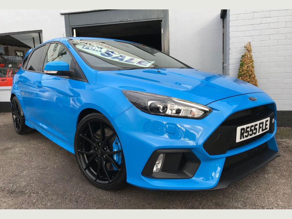 Ford Focus Hatchback 2.3T EcoBoost RS AWD (s/s) 5dr