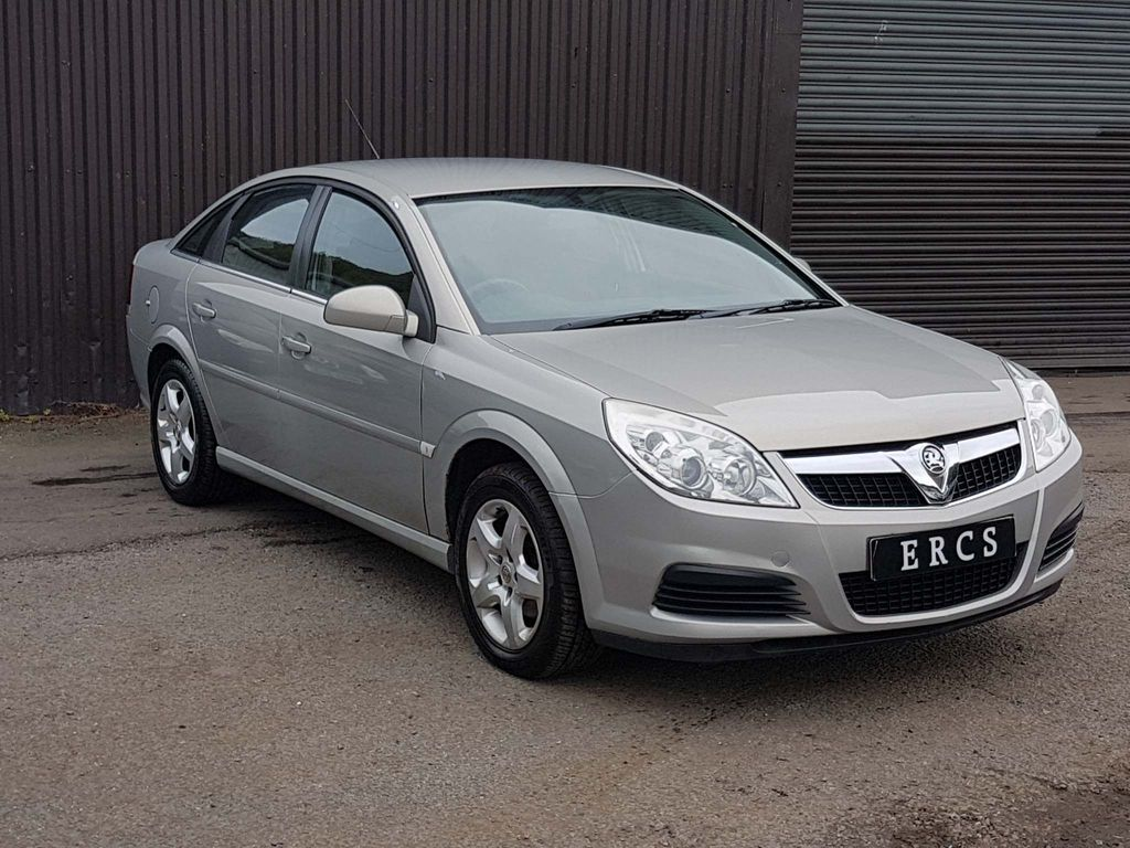Vauxhall Vectra Hatchback 1.9 CDTi Exclusiv 5dr