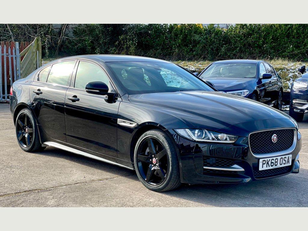 Jaguar XE Saloon 2.0i GPF R-Sport Auto (s/s) 4dr