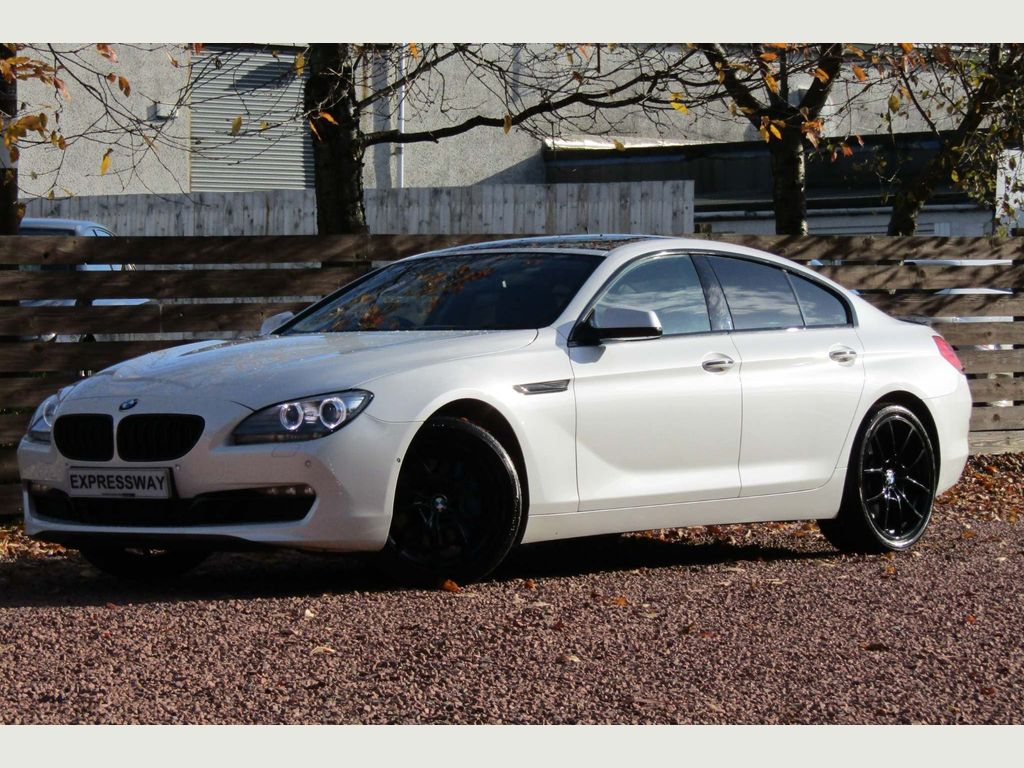 BMW 6 Series Gran Coupe Coupe 3.0 640d SE Gran Coupe 4dr