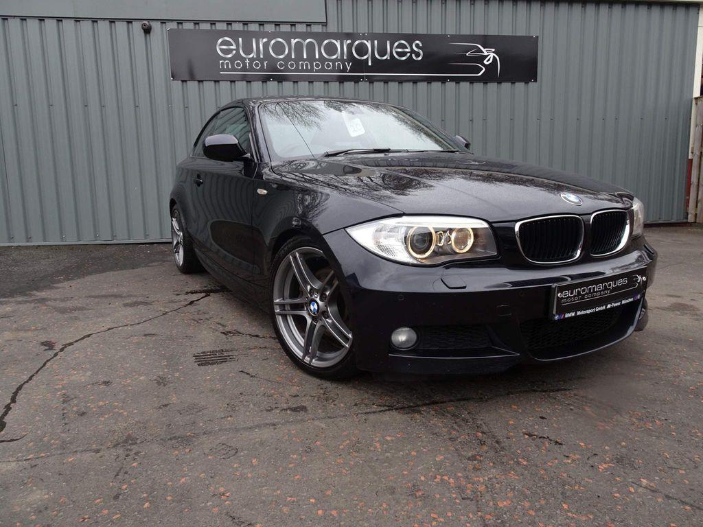 BMW 1 Series Coupe 2.0 120d Sport Plus Edition Auto 2dr