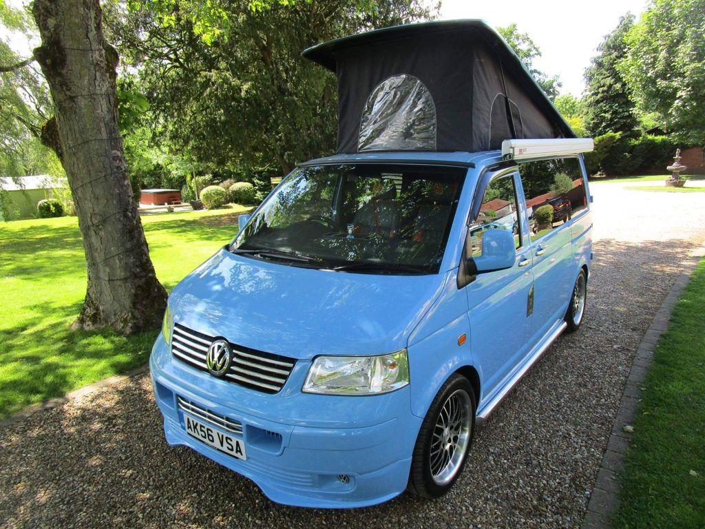 Volkswagen Transporter Campervan 1.9TDI Campervan