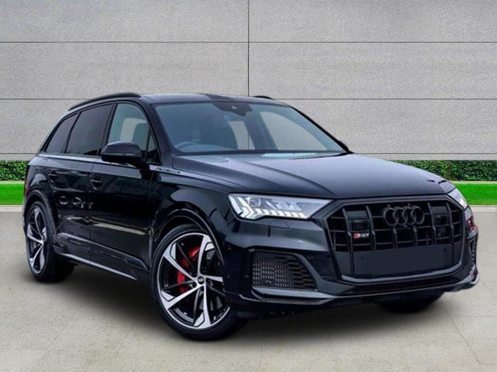 Audi SQ7 SUV 4.0 TFSI V8 Vorsprung Tiptronic quattro (s/s) 5dr