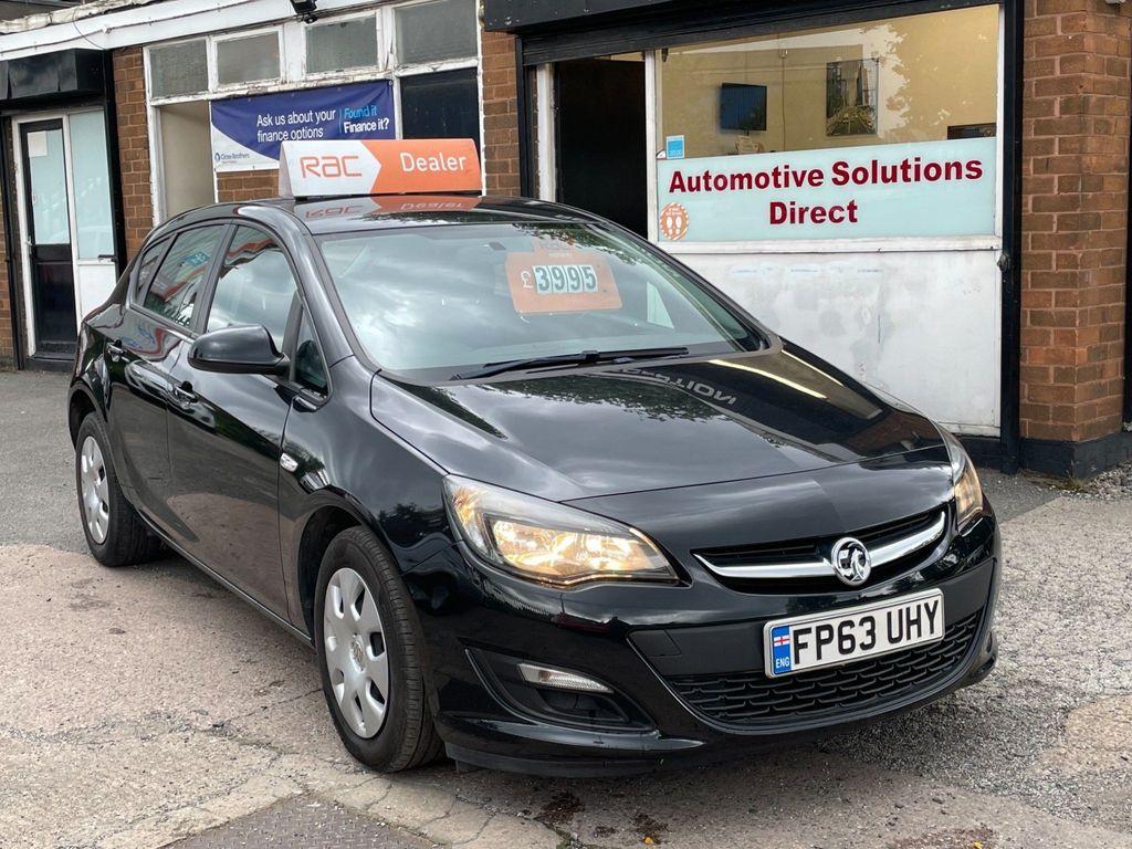 Vauxhall Astra Hatchback 1.3 CDTi ecoFLEX Design 5dr