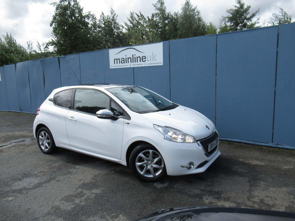 Peugeot 208 Hatchback 1.4 HDi Style 3dr