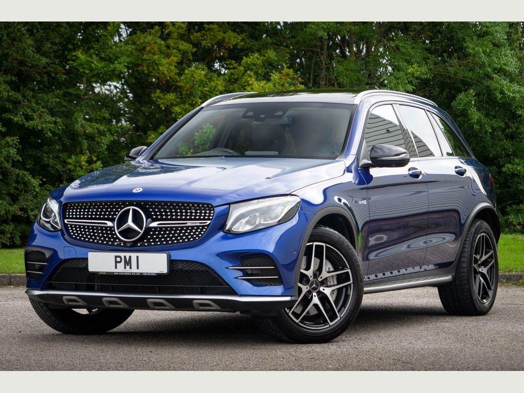 Mercedes-Benz GLC Class SUV 3.0 GLC43 V6 AMG (Premium Plus) G-Tronic 4MATIC (s/s) 5dr