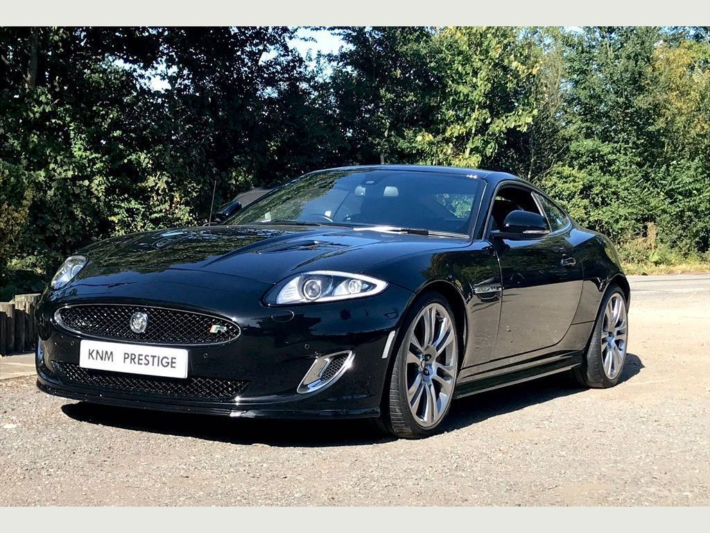 Jaguar XKR Coupe 5.0 Supercharged 2dr