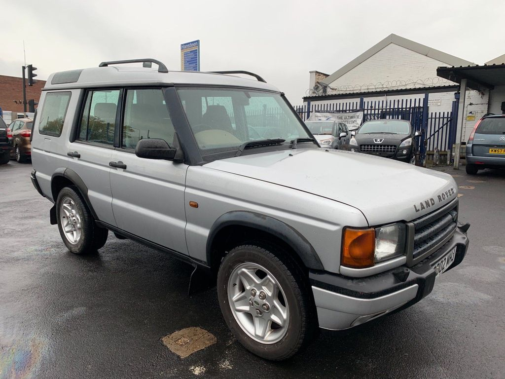 Land Rover Discovery SUV 2.5 TD5 Adventurer 5dr
