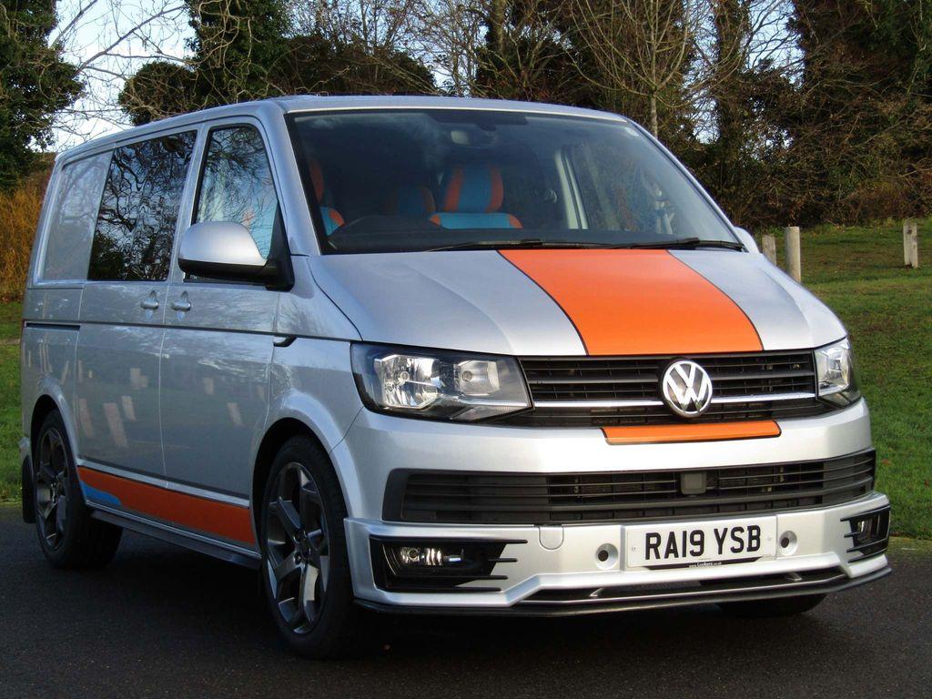 Volkswagen Transporter Sportline Other 2.0 BiTDI T32 Sportline Crew Van DSG (s/s) 5dr