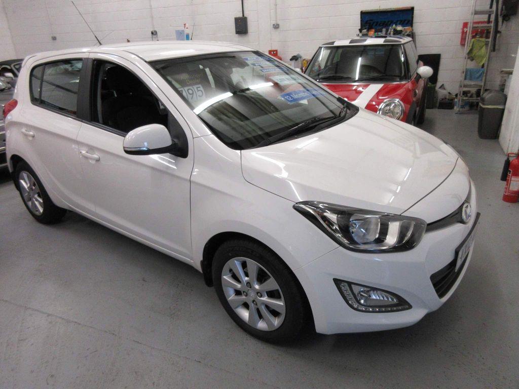 Hyundai i20 Hatchback 1.2 Style 5dr