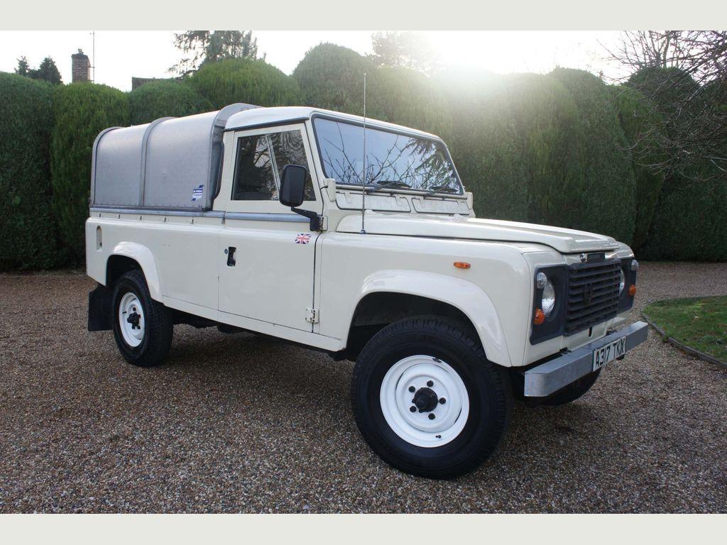 Land Rover 110 Pickup 3.5 Pick-Up 2dr