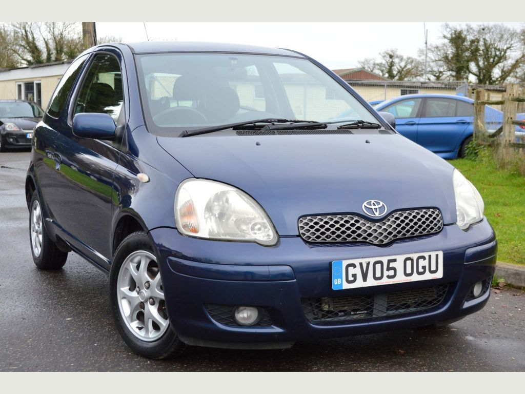 Toyota Yaris Hatchback 1.3 VVT-i Colour Collection 3dr