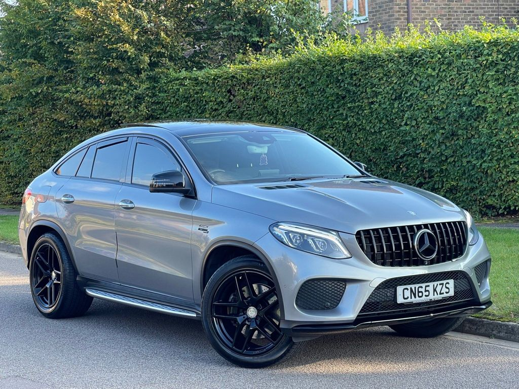 Mercedes-Benz GLE Class Coupe 3.0 GLE450 V6 AMG (Premium Plus) G-Tronic 4MATIC (s/s) 5dr