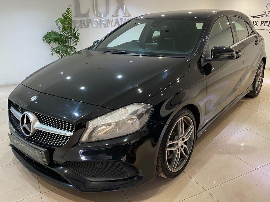 Mercedes-Benz A Class Hatchback 2.1 A220d AMG Line 7G-DCT (s/s) 5dr