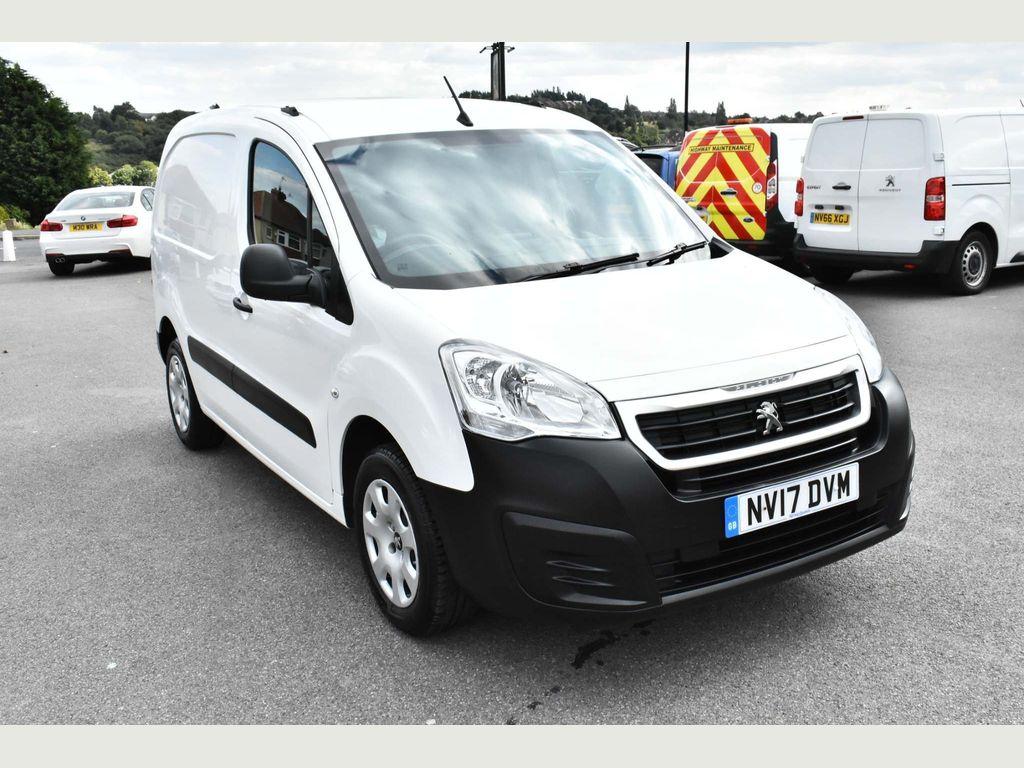 Peugeot Partner Panel Van 1.6 BlueHDi (Eu6) Professional L1 850 (s/s) 4dr