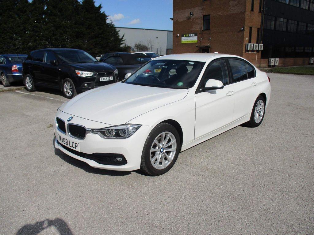 BMW 3 Series Saloon 2.0 320i SE Auto (s/s) 4dr