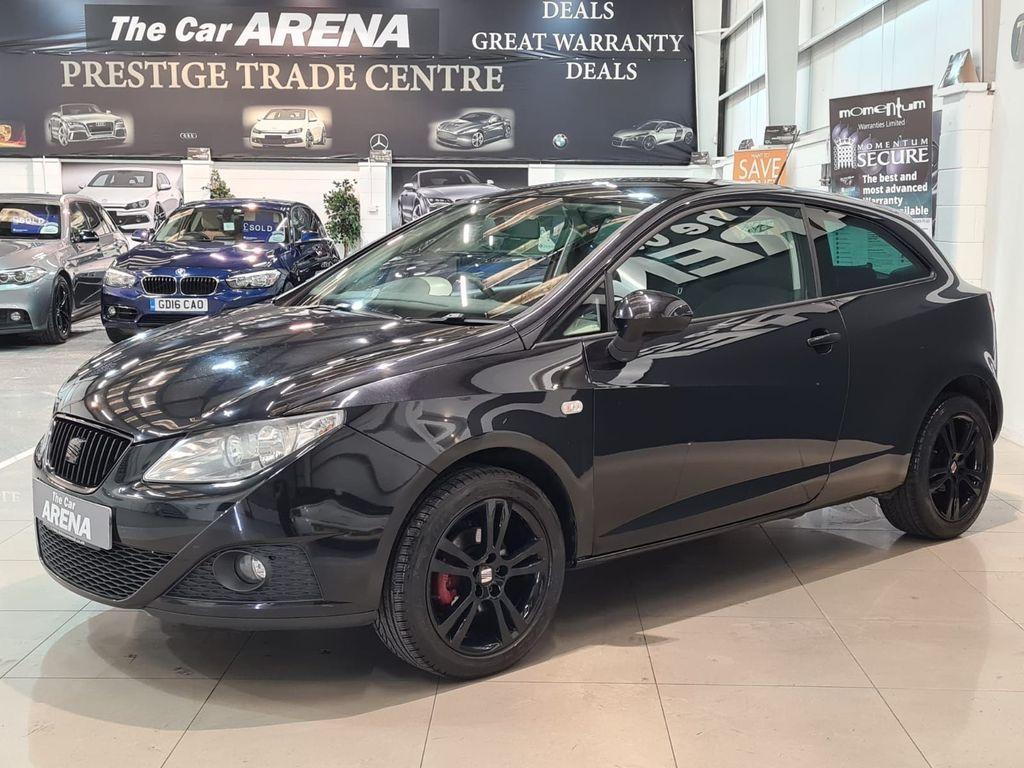 SEAT Ibiza Hatchback 1.4 16V Chill SportCoupe 3dr