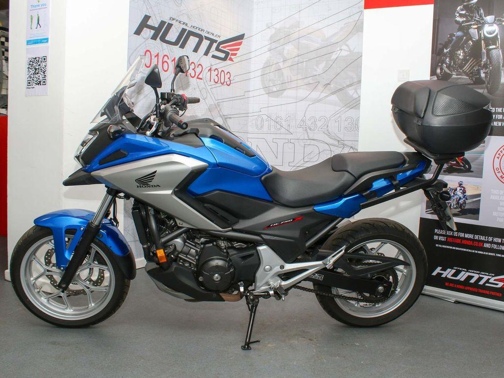 Honda NC750 Adventure 750 XA