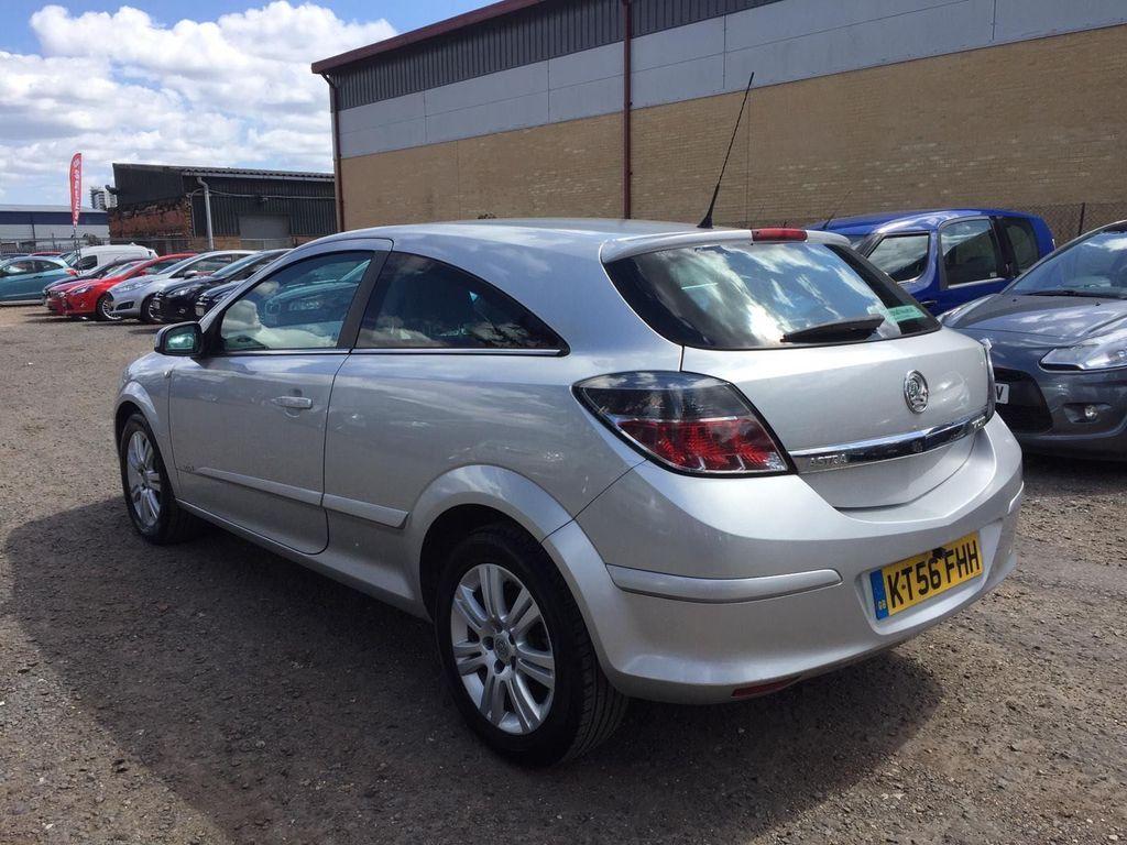 Vauxhall Astra Hatchback 1.7 CDTi 16v Design Sport Hatch 3dr