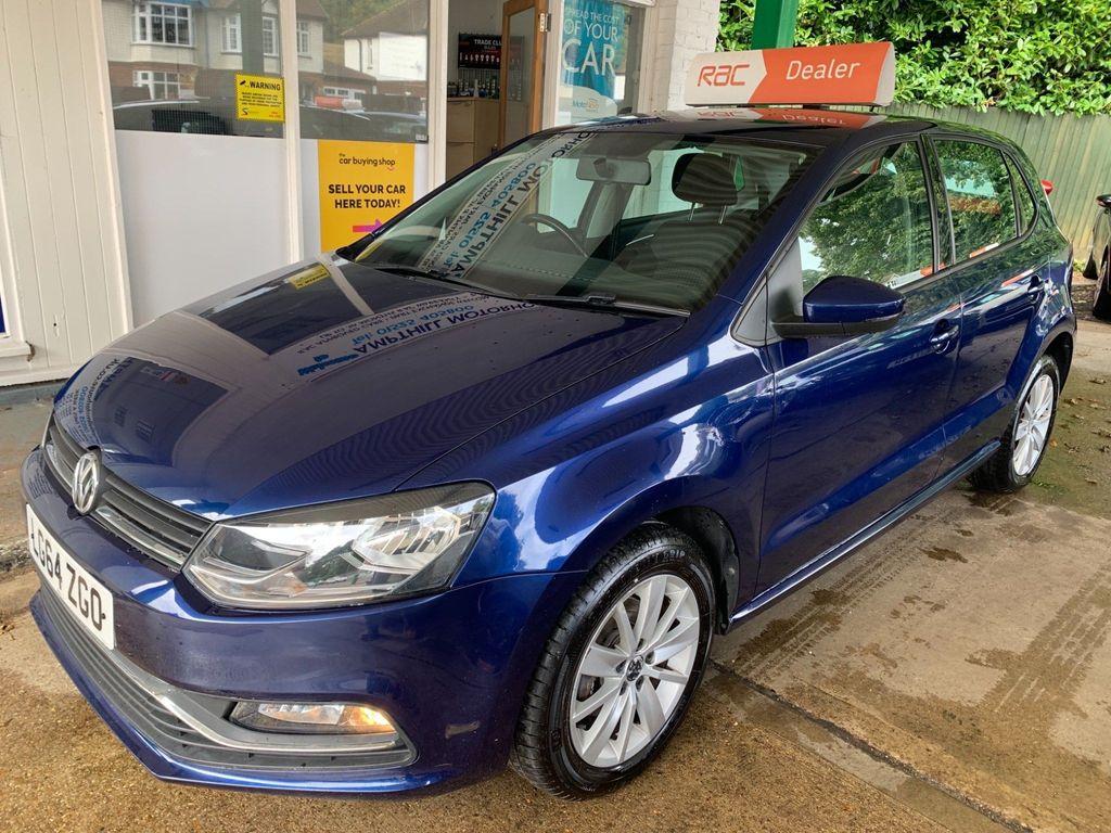 Volkswagen Polo Hatchback 1.2 TSI BlueMotion Tech SE (s/s) 5dr