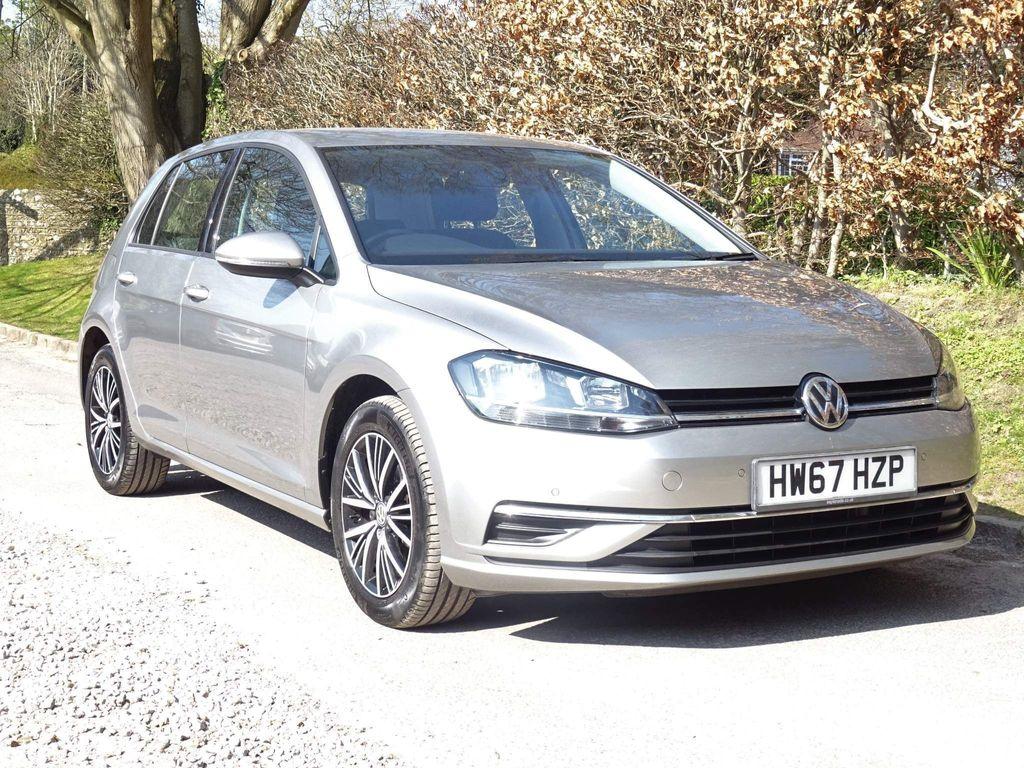 Volkswagen Golf Hatchback 1.4 TSI SE Nav DSG (s/s) 5dr