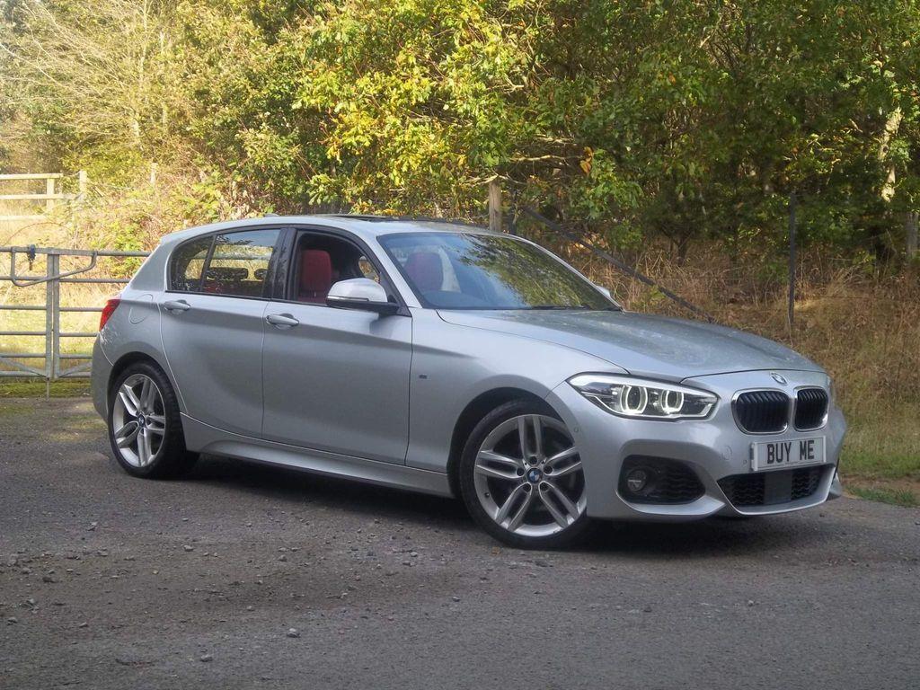 BMW 1 Series Hatchback 2.0 125i M Sport Auto (s/s) 5dr