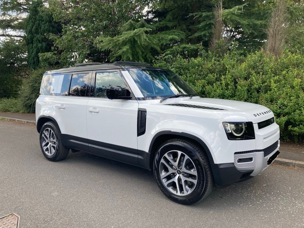 Land Rover Defender 110 SUV 2.0 SD4 HSE Auto 4WD (s/s) 5dr