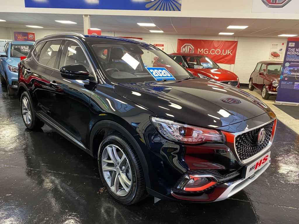 MG MG HS SUV 1.5 T-GDI Excite (s/s) 5dr