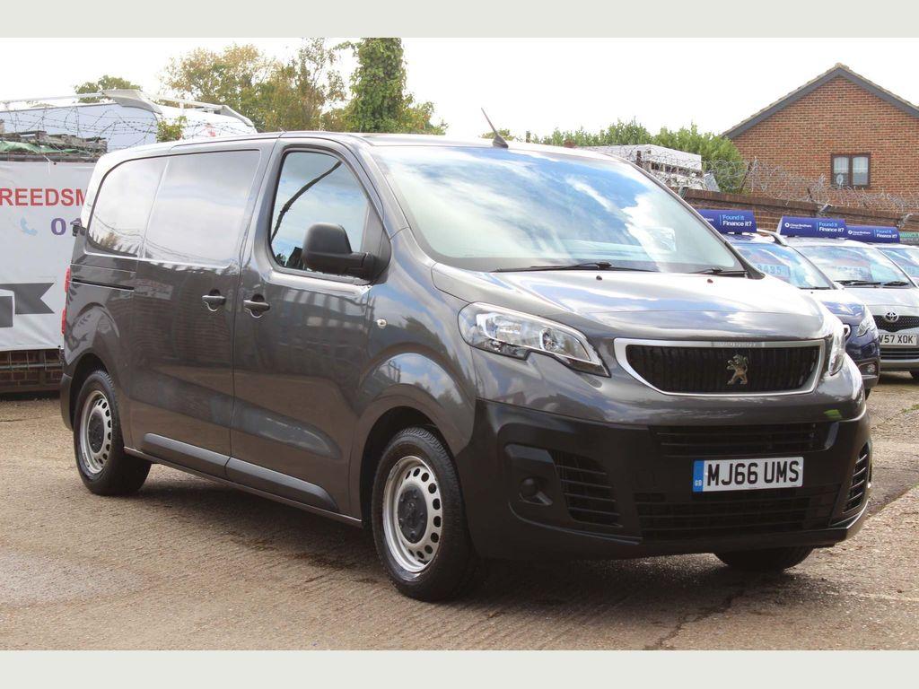 Peugeot Expert Panel Van 1.6 BlueHDi 1000 Professional Standard Panel Van SWB EU6 (s/s) 6dr