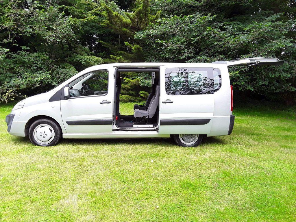 Peugeot Expert Tepee MPV 2.0 HDi Comfort L1 5dr (5/6 seats)
