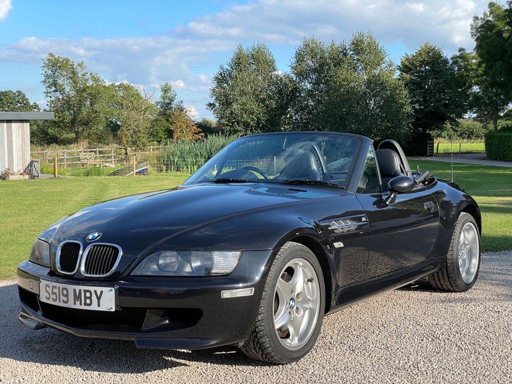 BMW Z3 M Convertible 3.2 2dr