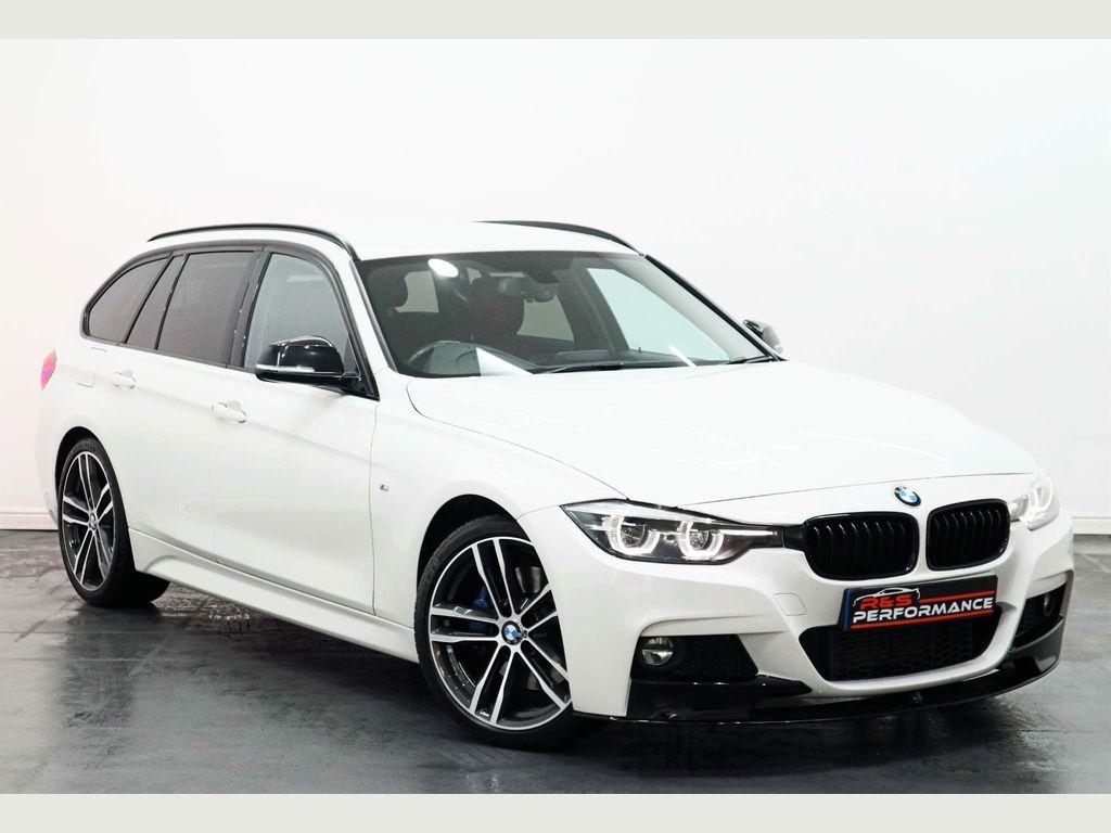 BMW 3 Series Estate 2.0 320d M Sport Shadow Edition Touring Auto (s/s) 5dr