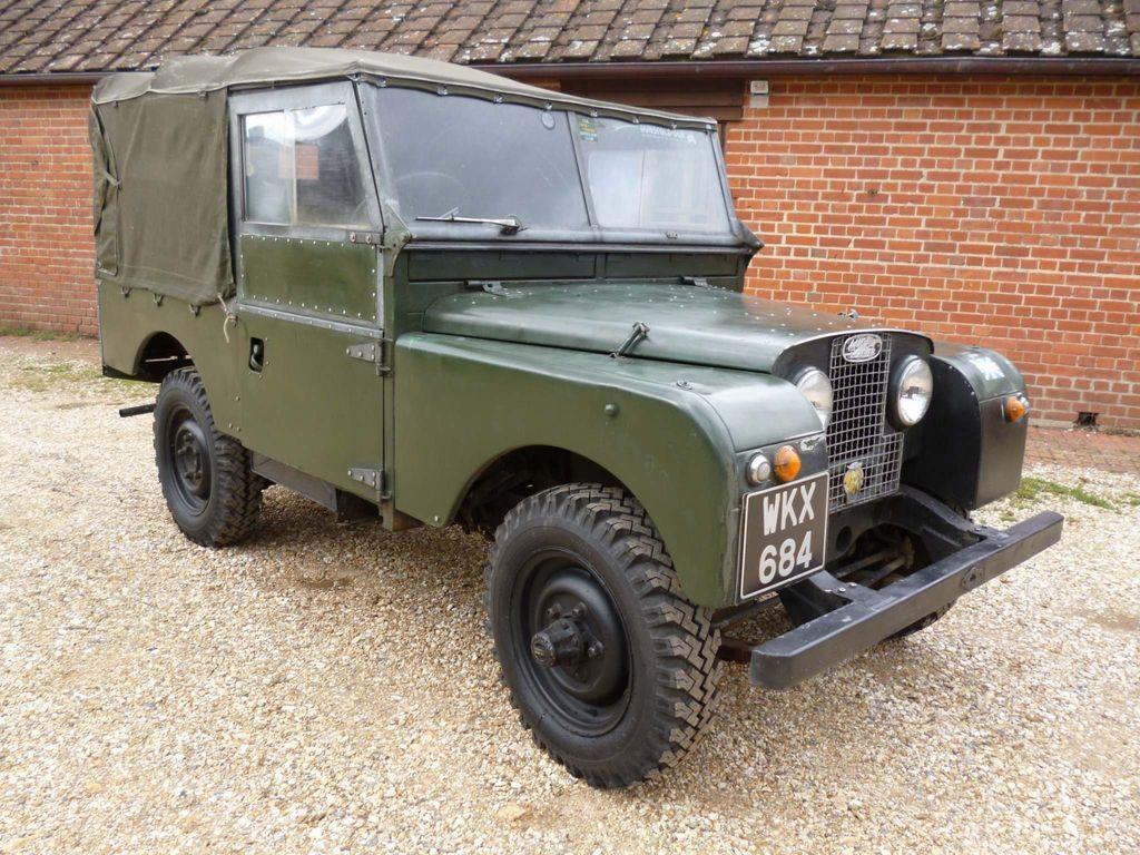 Land Rover Series I Pickup