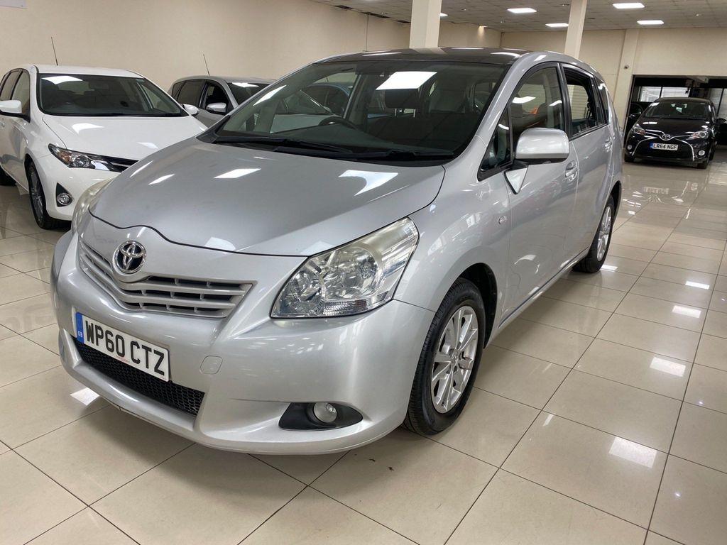 Toyota Verso MPV 1.6 V-Matic TR 5dr (7 Seats)